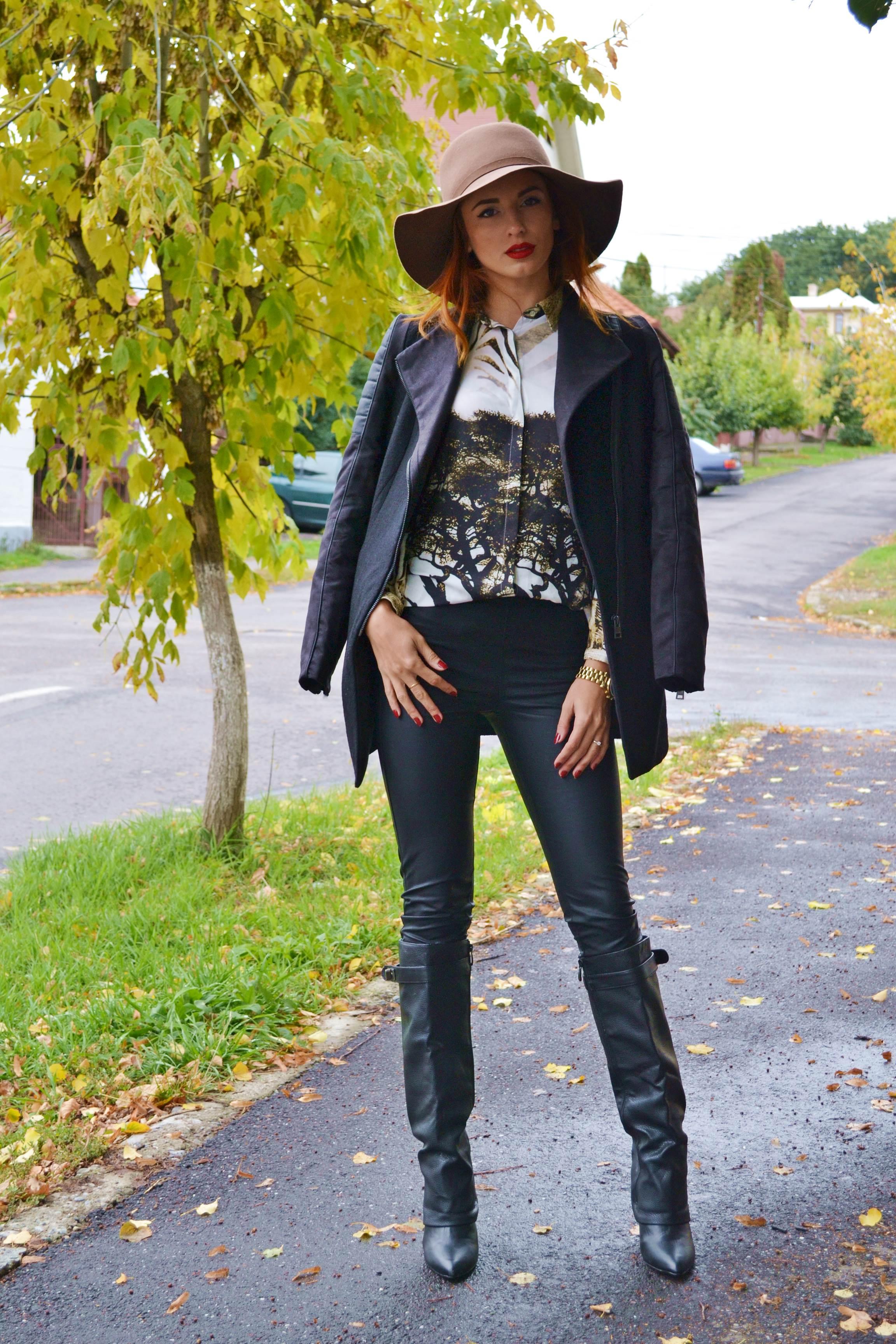 Ioana Grama Fashion Boots.  B9
