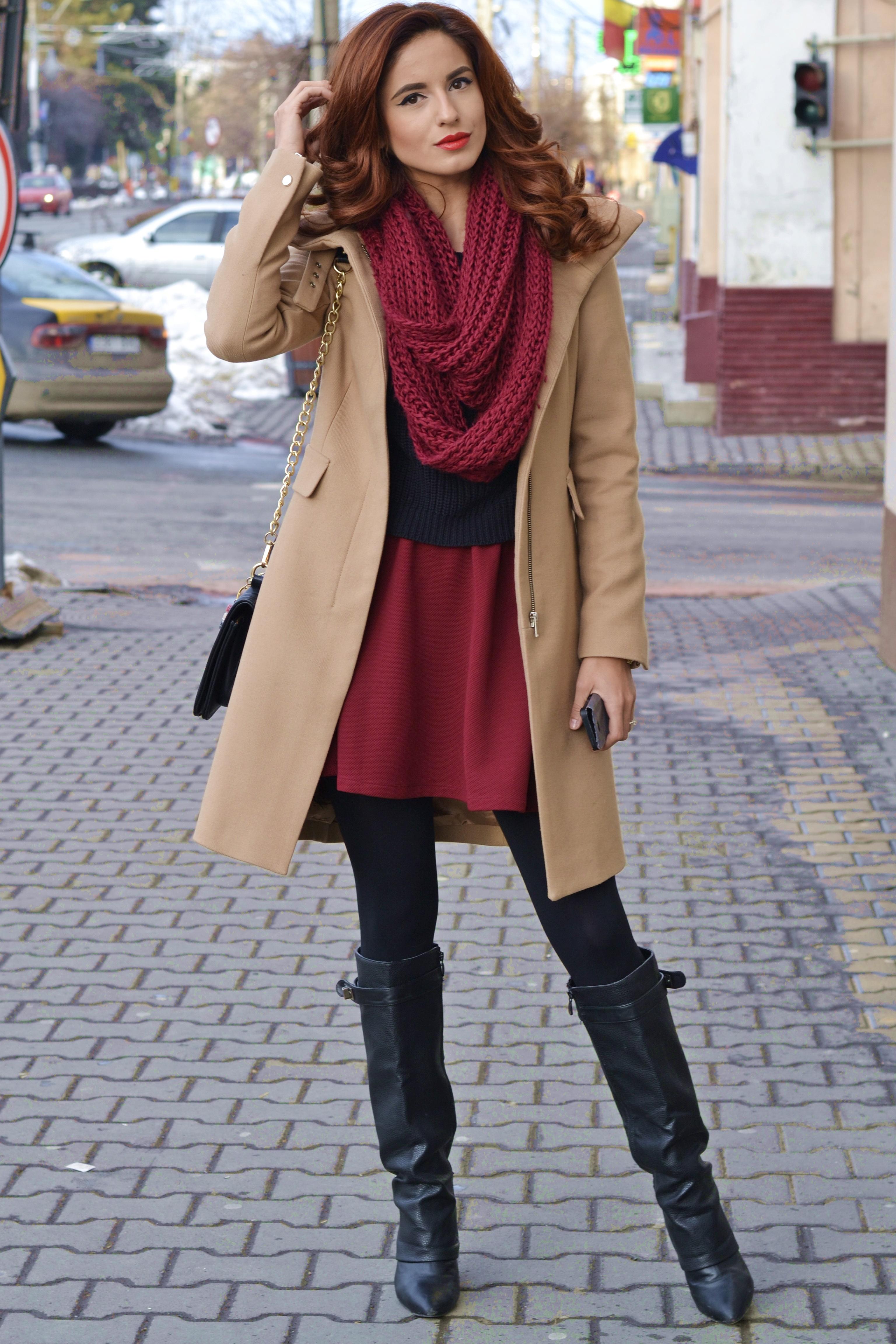 Ioana Grama Fashion Boots.  G8