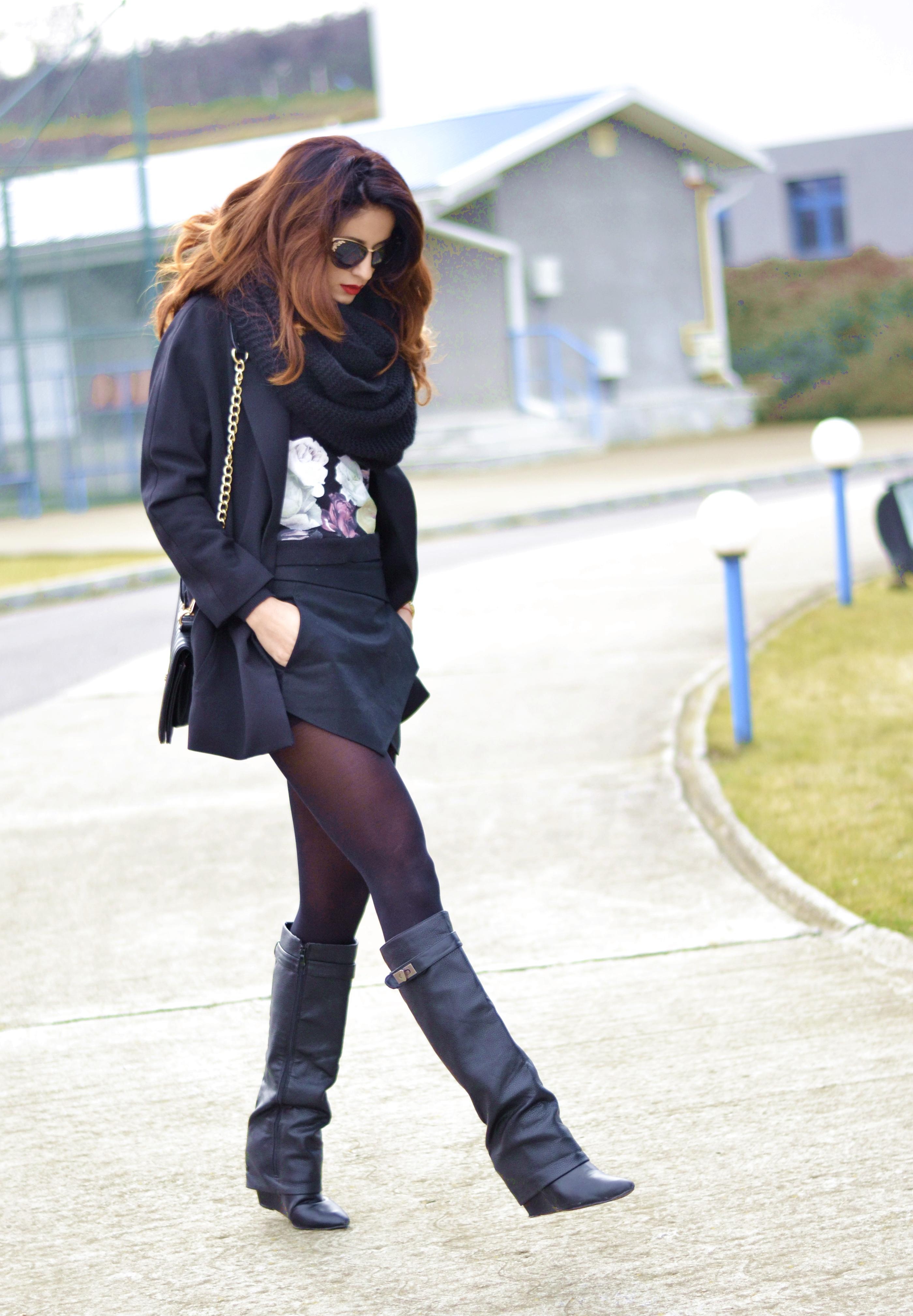 Ioana Grama Fashion Boots.  J5