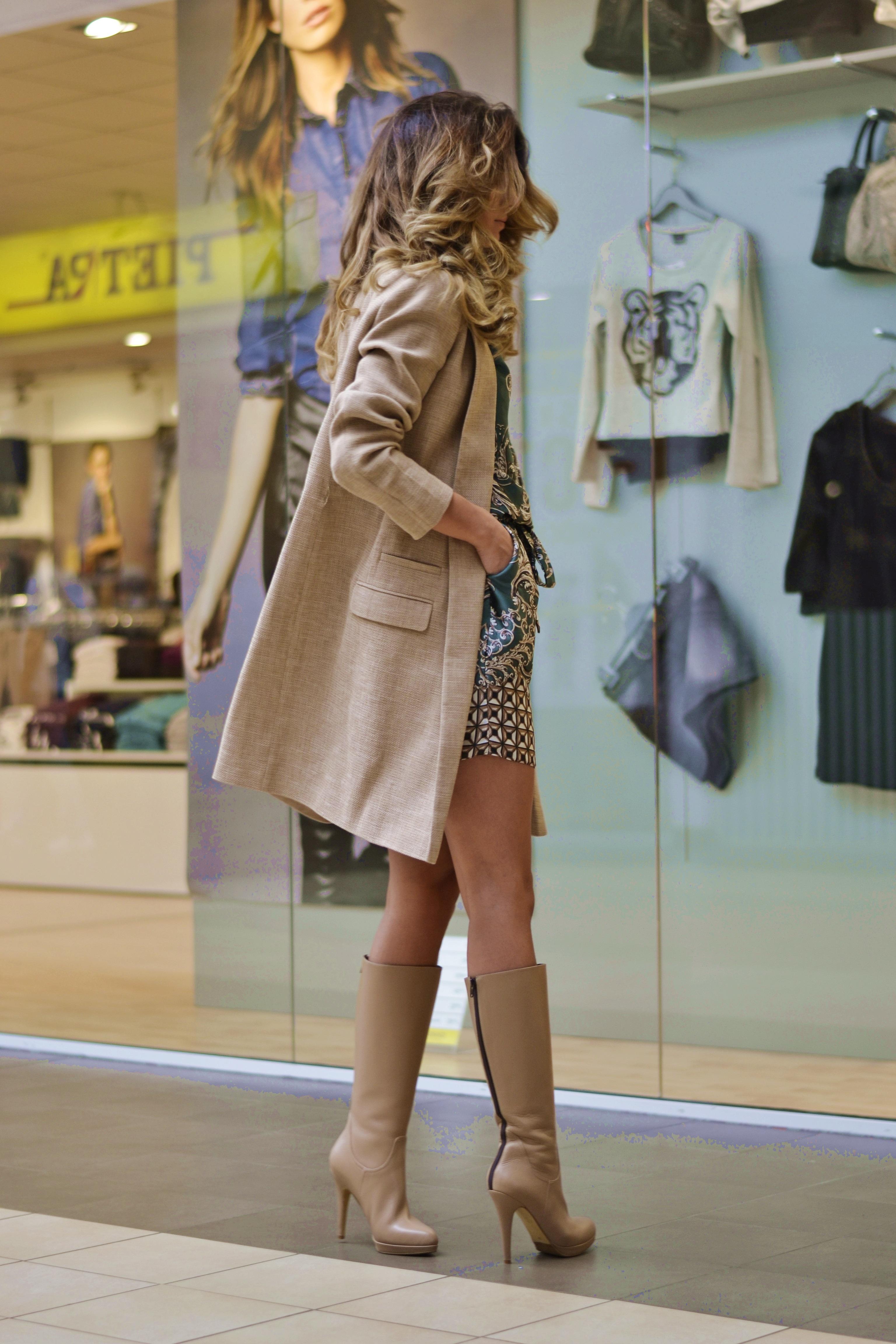 Ioana Grama Fashion Boots.  A24