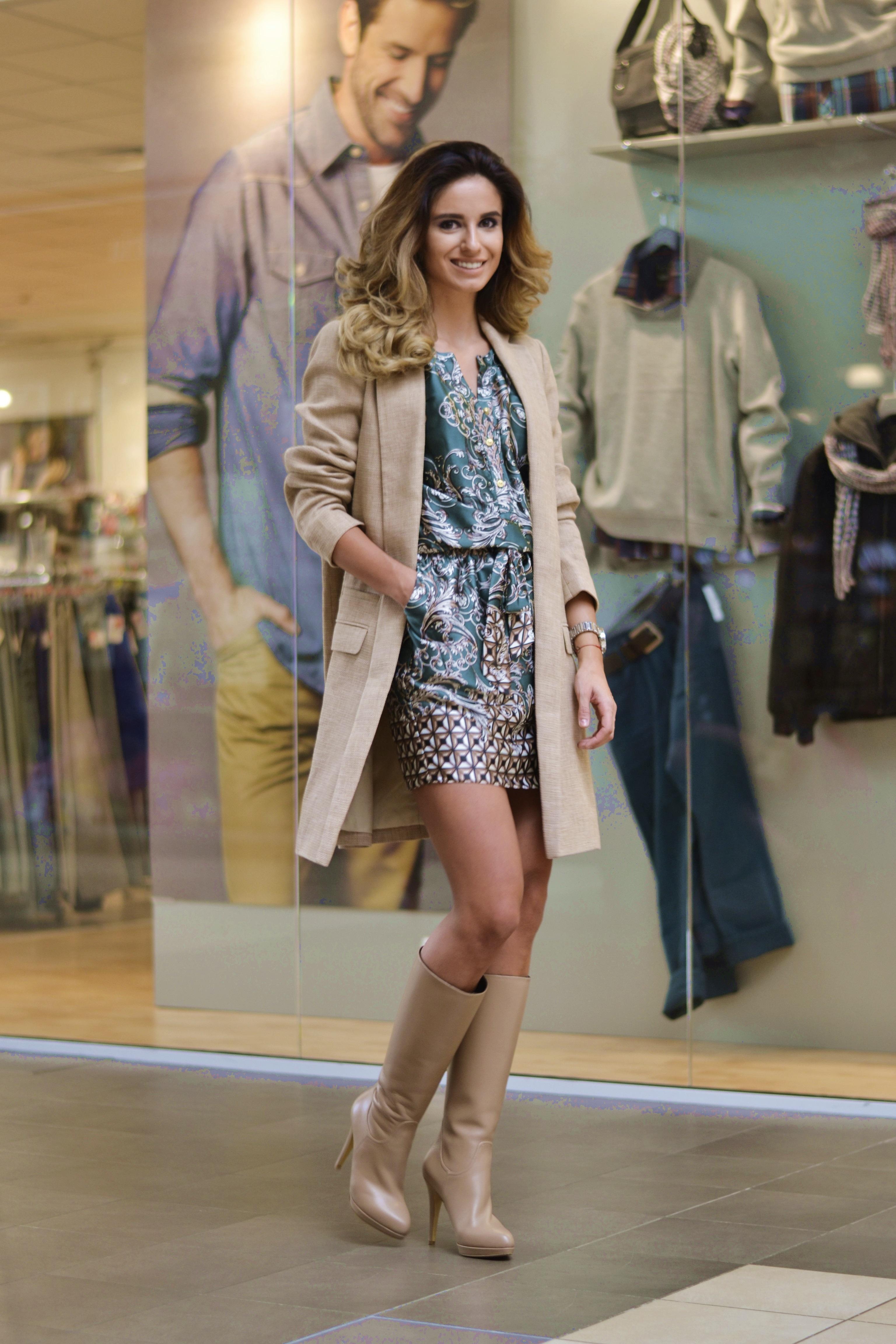 Ioana Grama Fashion Boots.  A26
