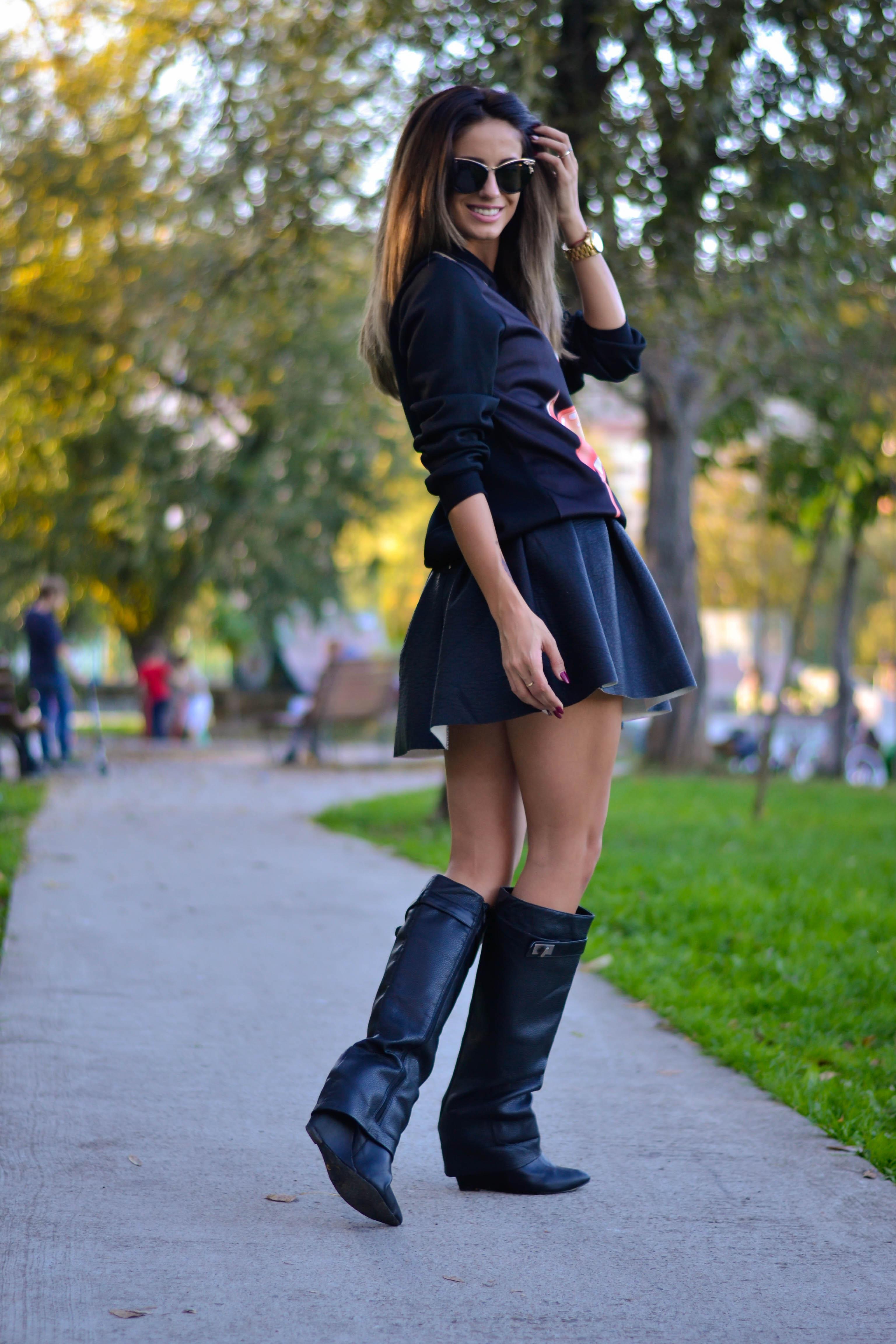 Ioana Grama Fashion Boots.  DSC0474