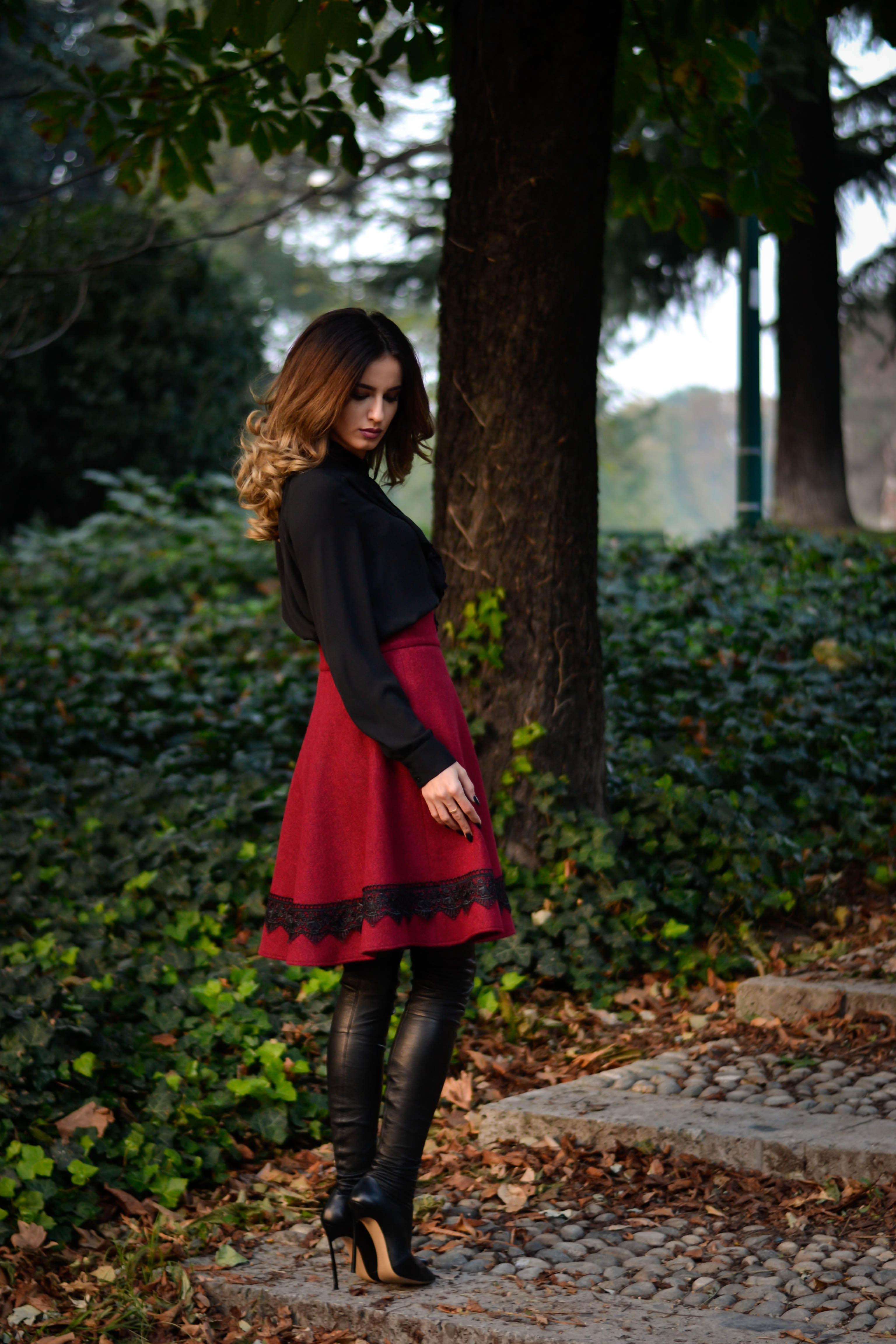 Ioana Grama Fashion Boots.  DSC1600