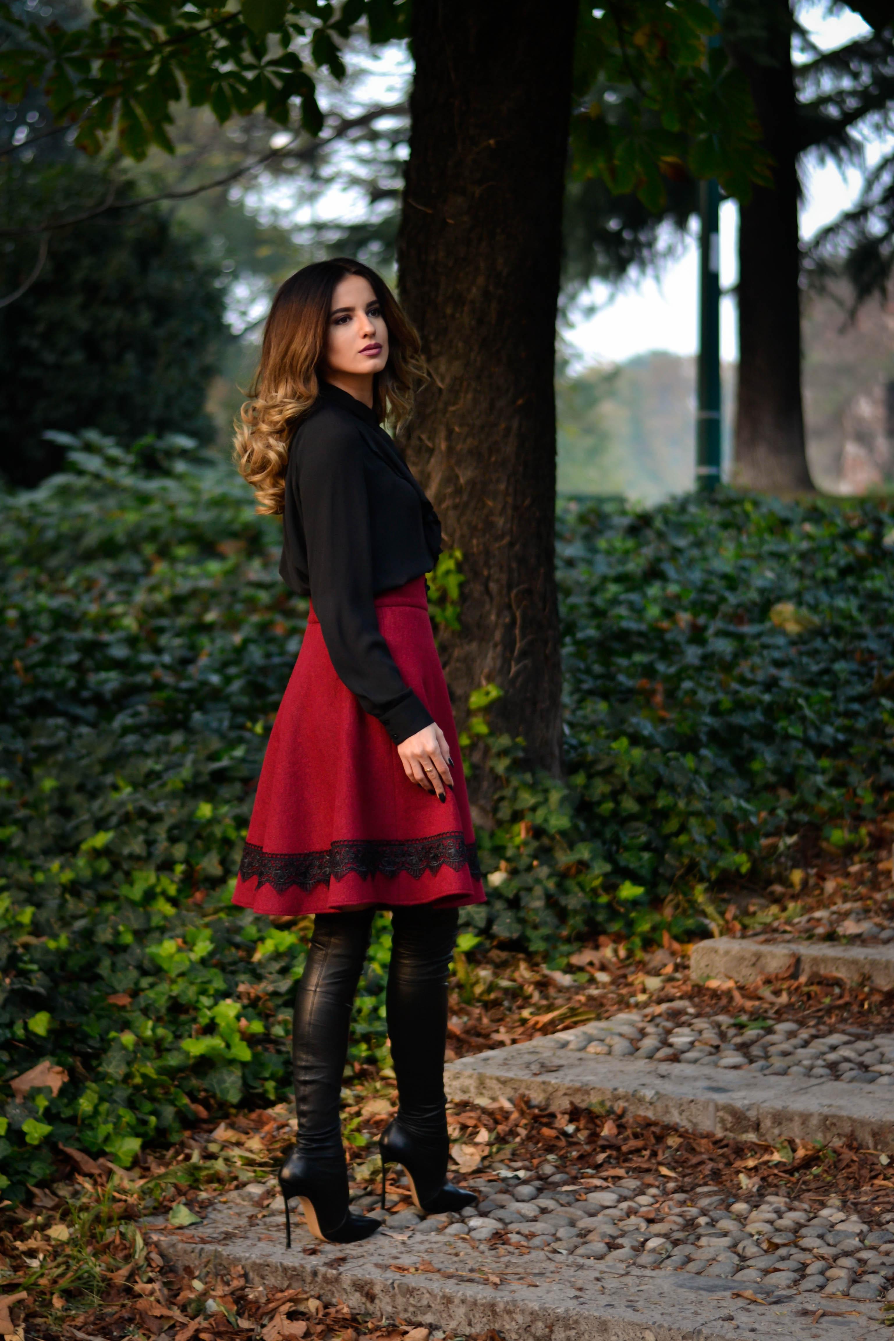 Ioana Grama Fashion Boots.  DSC1601
