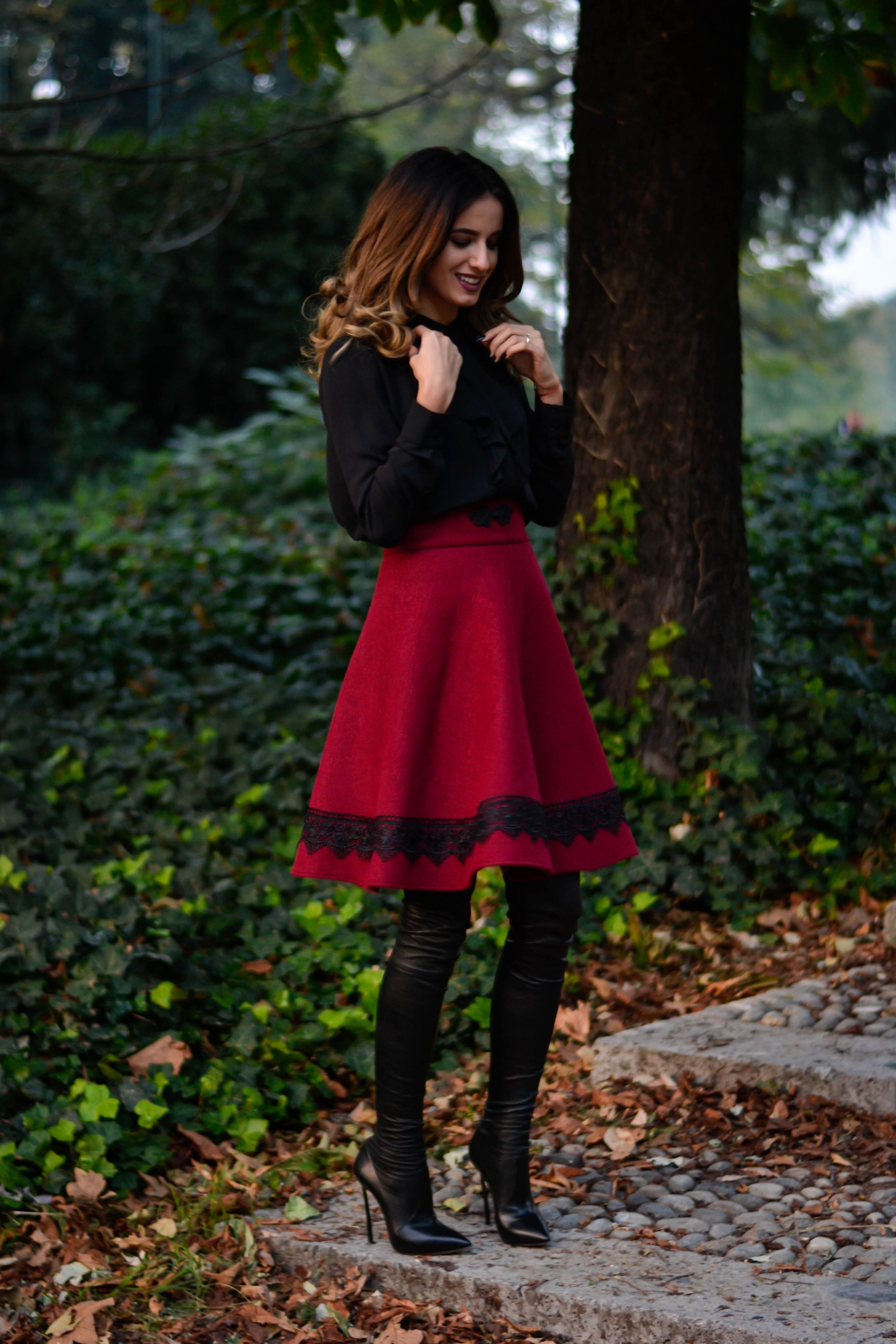 Ioana Grama Fashion Boots.  DSC1693