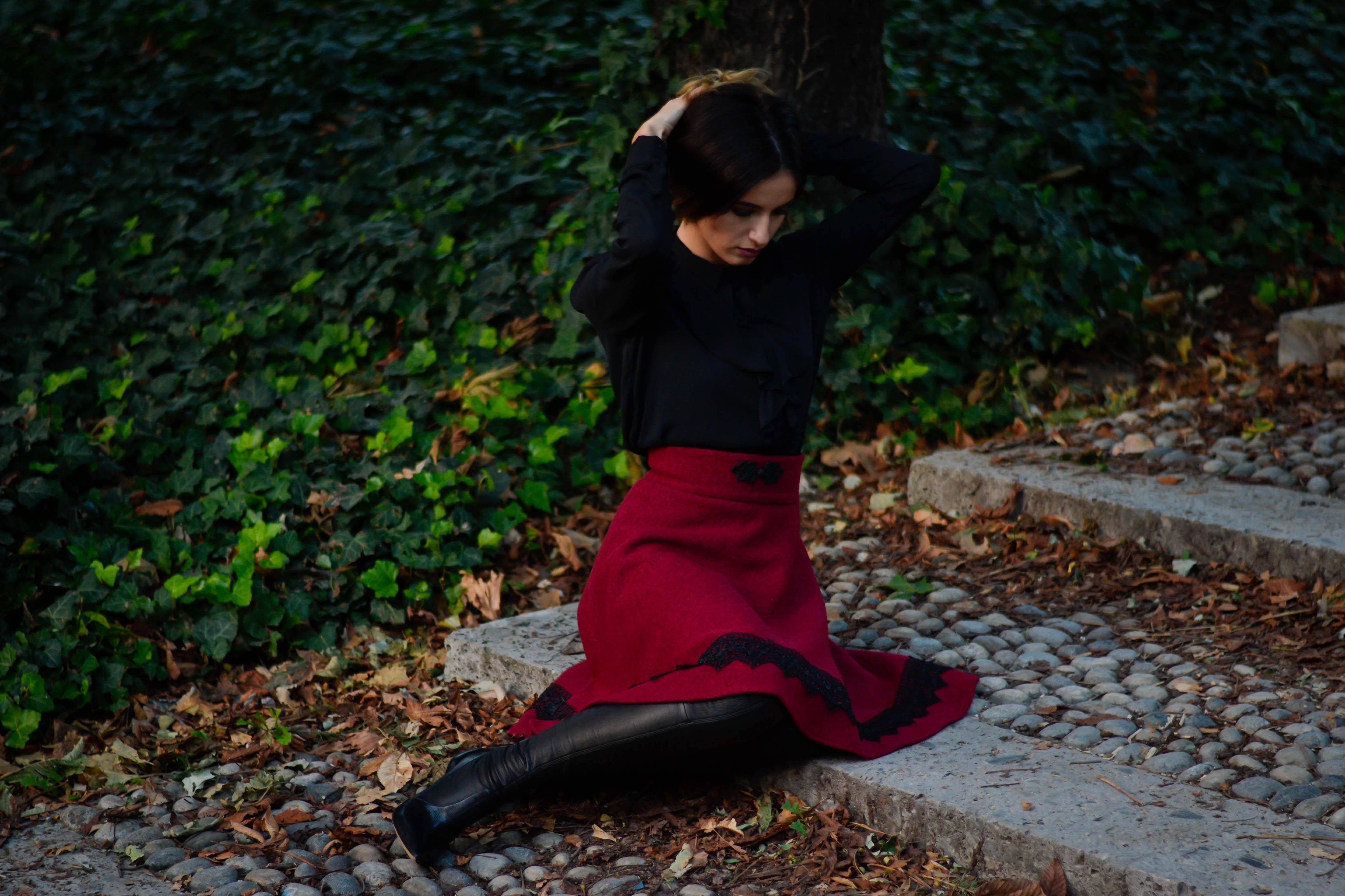 Ioana Grama Fashion Boots.  DSC1704