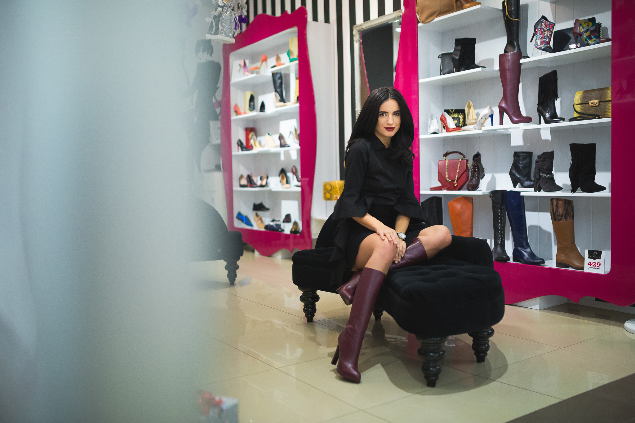 Ioana Grama Fashion Boots.  IMG_9846